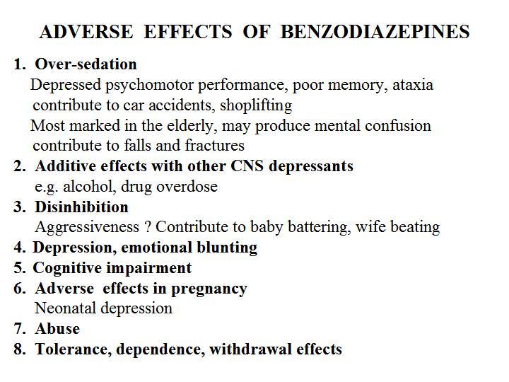 diazepam side effects in elderly
