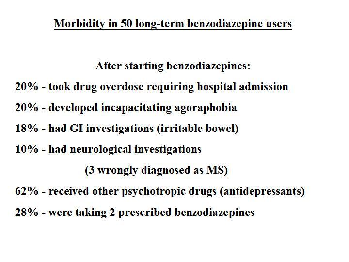 History of Benzodiazepines (3rd Maine Benzodiazepine